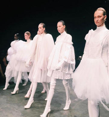 Maßschuhe aus dem Wienerwald am Laufsteg von Modedesigner Evyatar Myor