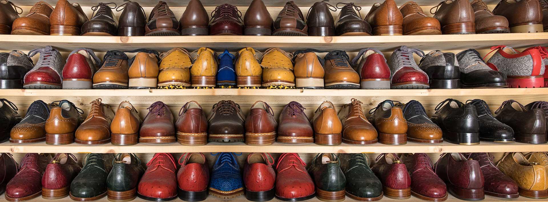 maßgefertigte Schuhe von Schuster Kurt Schuller aus Niederösterreich